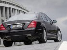 Mercedes-Benz  S-class (W221, facelift 2009)  S 350 (272 Hp) 4MATIC G-TRONIC