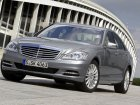 Mercedes-Benz  S-class (W221, facelift 2009)  S 500 V8 (388 Hp) 4MATIC G-TRONIC