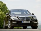 Mercedes-Benz  S-class (W221, facelift 2009)  S 250 CDI BlueEFFICIENCY (204 Hp) G-TRONIC
