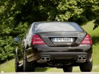 Mercedes-Benz  S-class (W221, facelift 2009)  S 350 CDI BlueEFFICIENCY (235 Hp) G - TRONIC