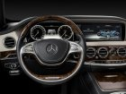 Mercedes-Benz  S-class (W222)  AMG S 63 (585 Hp) SPEEDSHIFT
