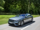 Mercedes-Benz S-class Technical specifications and fuel economy