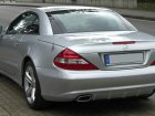 Mercedes-Benz  SL (R230, facelift 2008)  AMG SL 63 V8 (525 Hp) SPEEDSHIFT MCT 7G-TRONIC