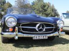 Mercedes-Benz  SL Roadster (W121)  190 SL (105 Hp)