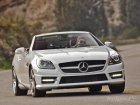 Mercedes-Benz SLK Τεχνικές προδιαγραφές και οικονομία καυσίμου (κατανάλωση, mpg)