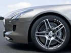 Mercedes-Benz  SLS AMG Coupe (C197)  GT 6.2 (592 Hp) DCT