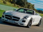 Mercedes-Benz SLS AMG Technical specifications and fuel economy