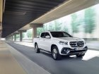 Mercedes-Benz X-class Auto specifiche tecniche e il consumo di carburante
