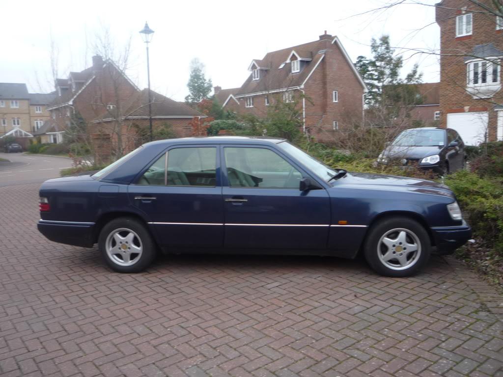 Mercedes benz 220 w124 220 e 150 hp for Mercedes benz 150