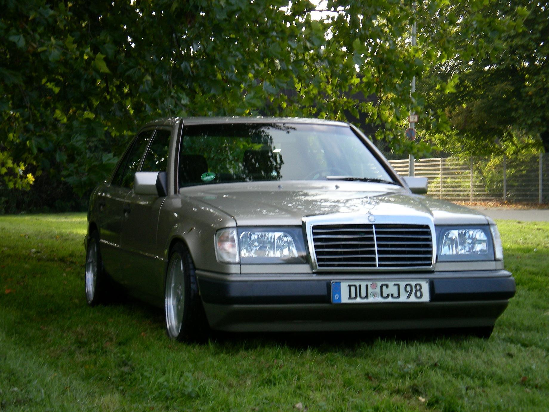 Mercedes benz 260 w124 260 e 4matic 166 hp for Mercedes benz in md