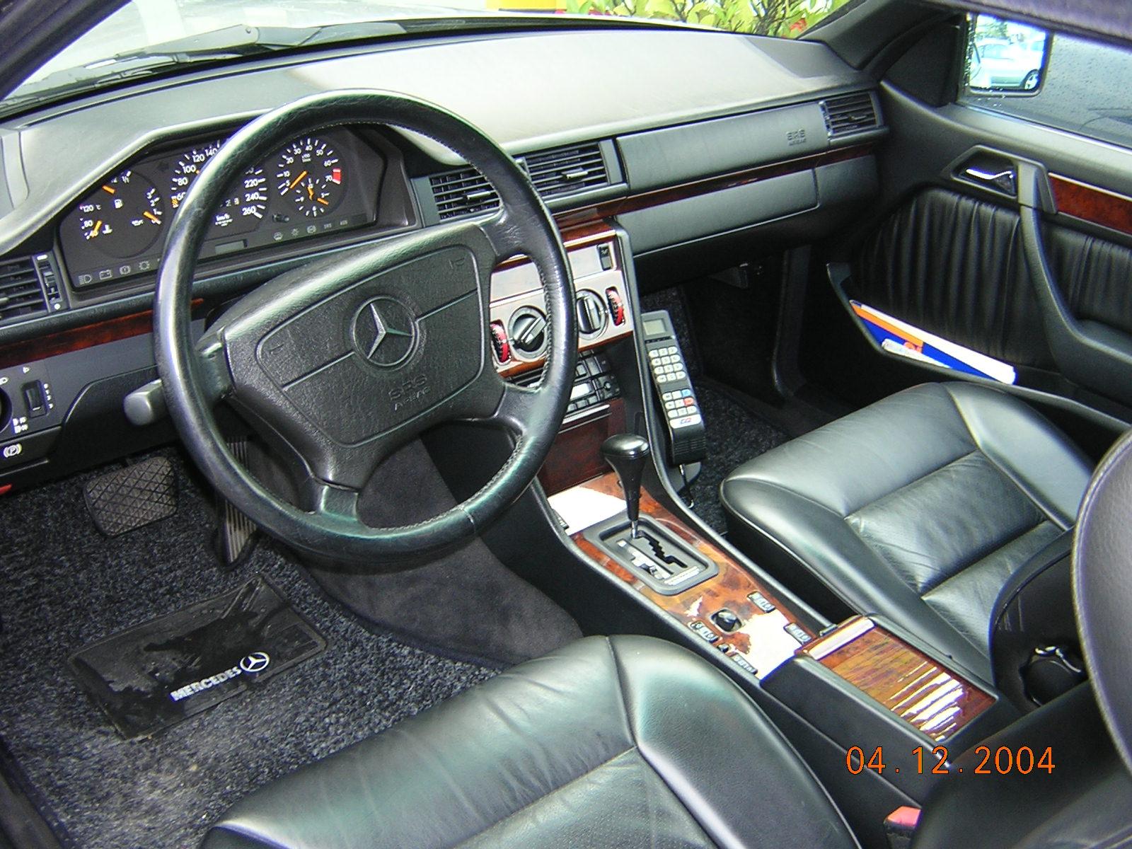 Mercedes Benz 300 W124 E 24 220 Hp 1992 300e Resimleri