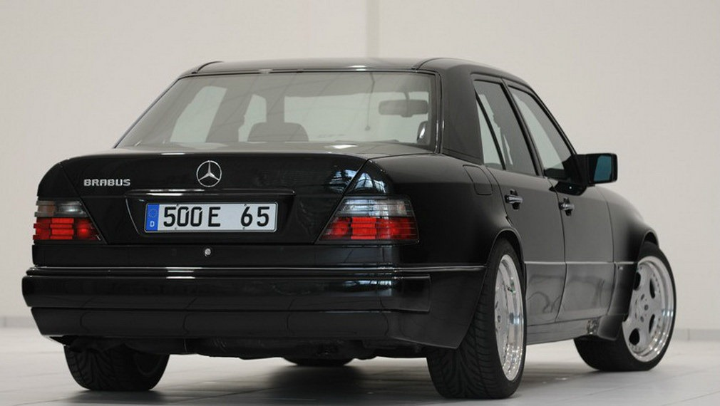 Mercedes benz 500 w124 500 e 326 hp for 500 hp mercedes benz