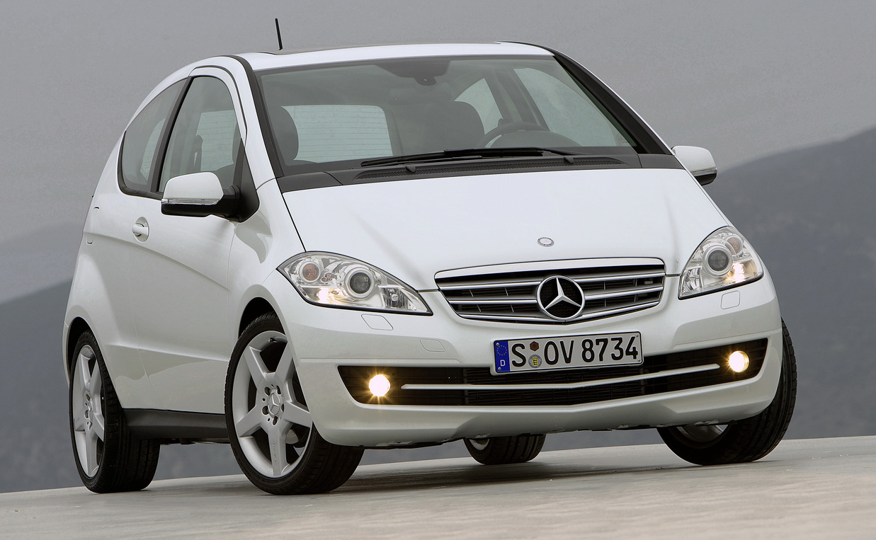 mercedes benz a class w169 a 180 cdi 109 hp. Black Bedroom Furniture Sets. Home Design Ideas