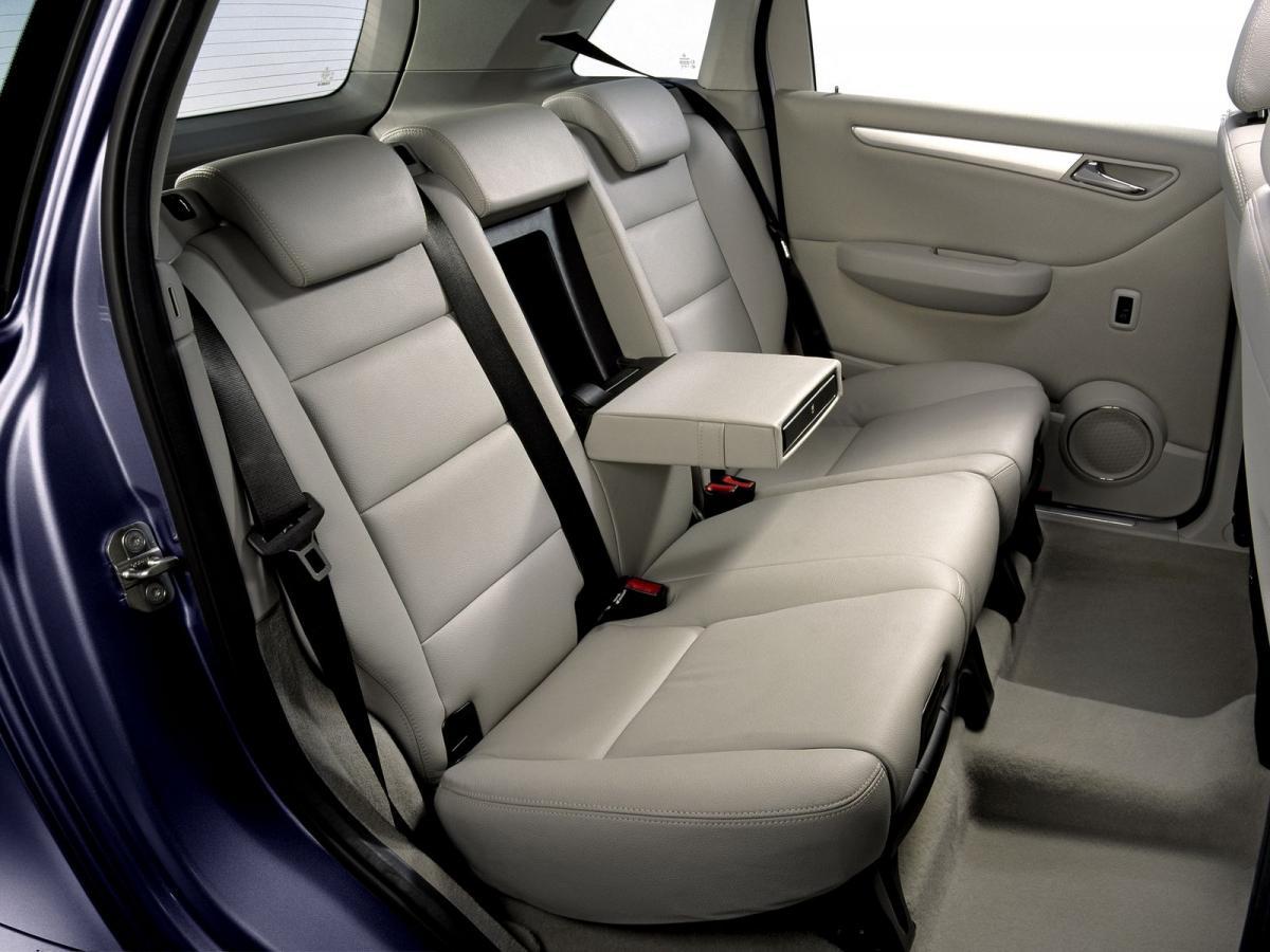 mercedes benz b class w245 facelift 2008 b 200 136 hp. Black Bedroom Furniture Sets. Home Design Ideas
