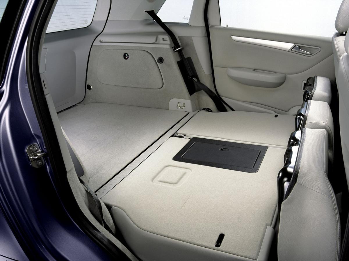 mercedes benz b class w245 b 150 95 hp. Black Bedroom Furniture Sets. Home Design Ideas