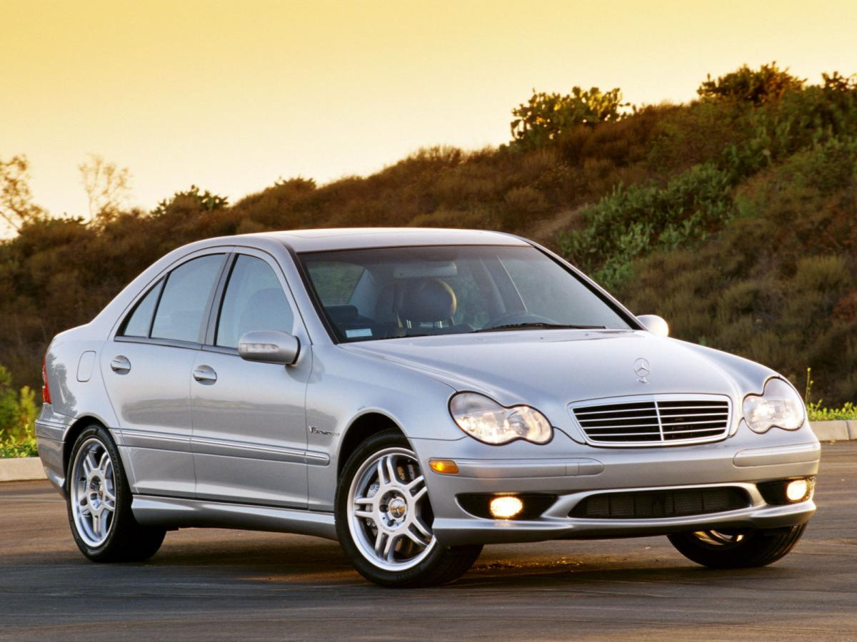 Mercedes benz c class w203 c 200 cgi 170 hp for Mercedes benz c350 horsepower
