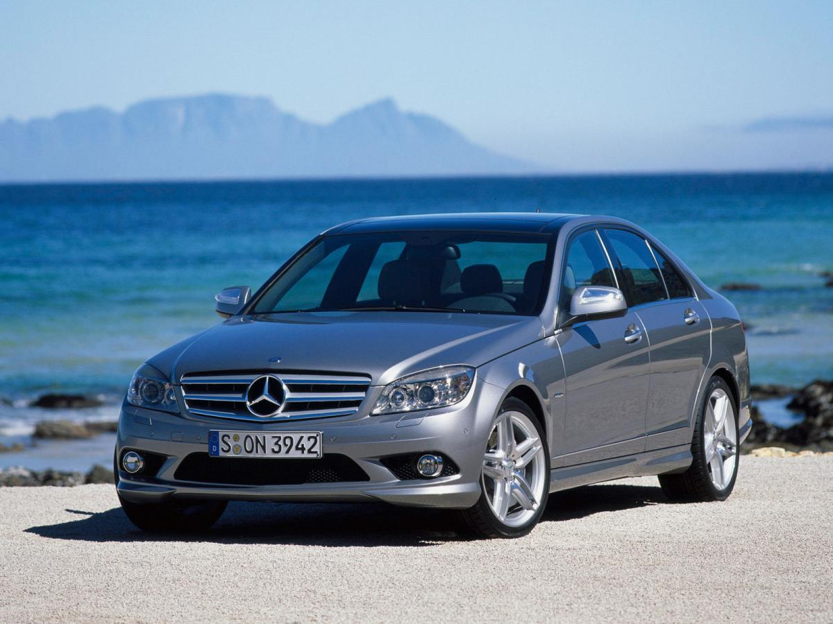 mercedes benz c class w204 c 220 cdi 170 hp. Black Bedroom Furniture Sets. Home Design Ideas