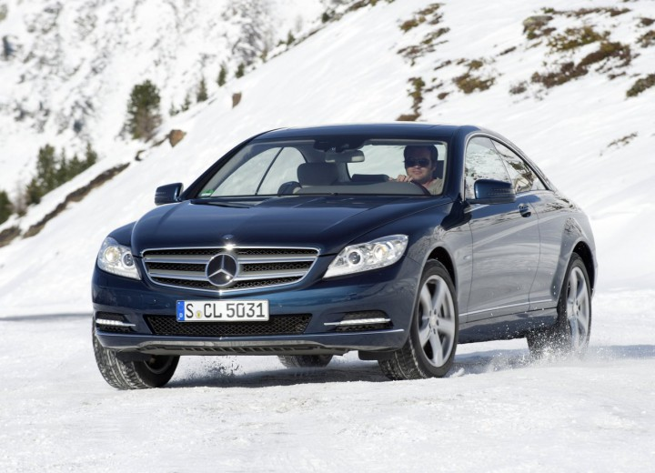 Mercedes benz cl technical specifications and fuel economy for Mercedes benz mileage
