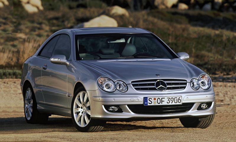 Mercedes benz clk c 209 facelift 2005 clk 500 388 hp g for 500 hp mercedes benz
