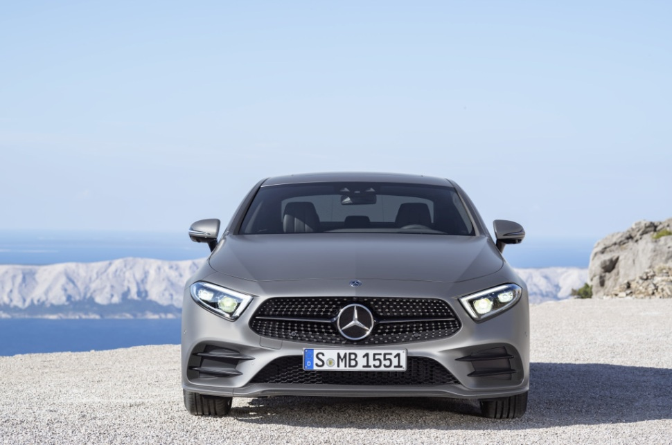Mercedes benz cls technical specifications and fuel economy for Mercedes benz cls 300 coupe