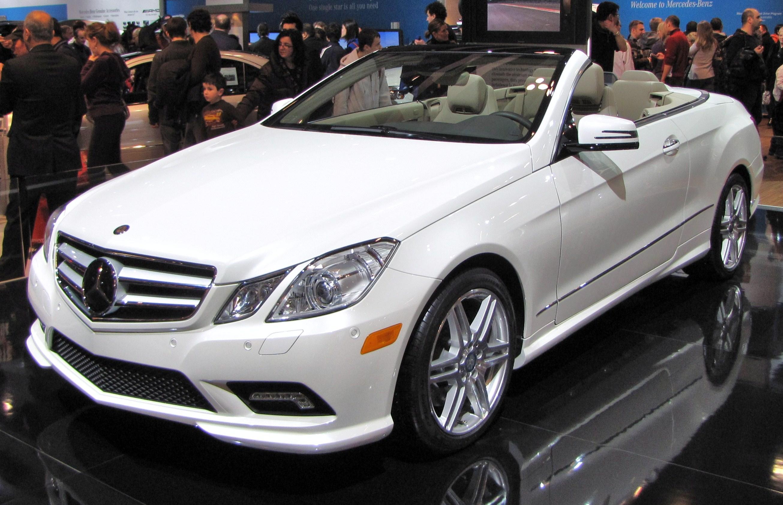 Mercedes benz e class cabrio a207 e 350 cgi for E class 350 mercedes benz