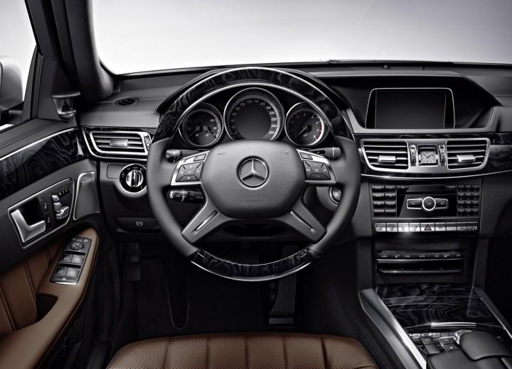 Mercedes Benz E Class W212 Facelift 2013 E 200 Cdi 136 Hp