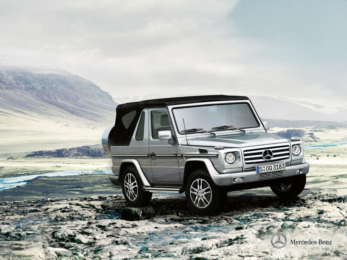 Mercedes benz g class technical specifications and fuel for Mercedes benz g class cabriolet