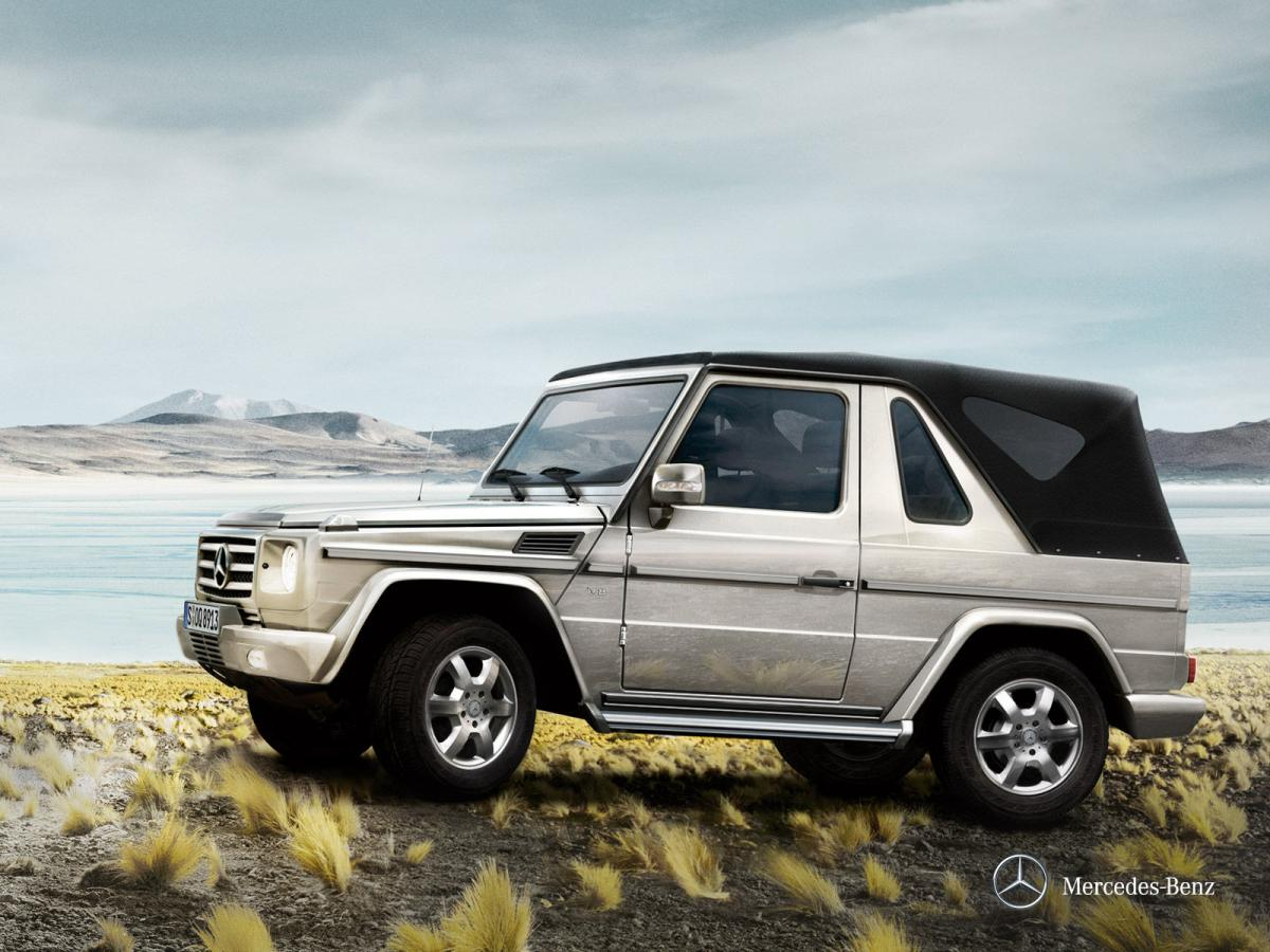 Mercedes benz g class technical specifications and fuel for Mercedes benz g cabriolet