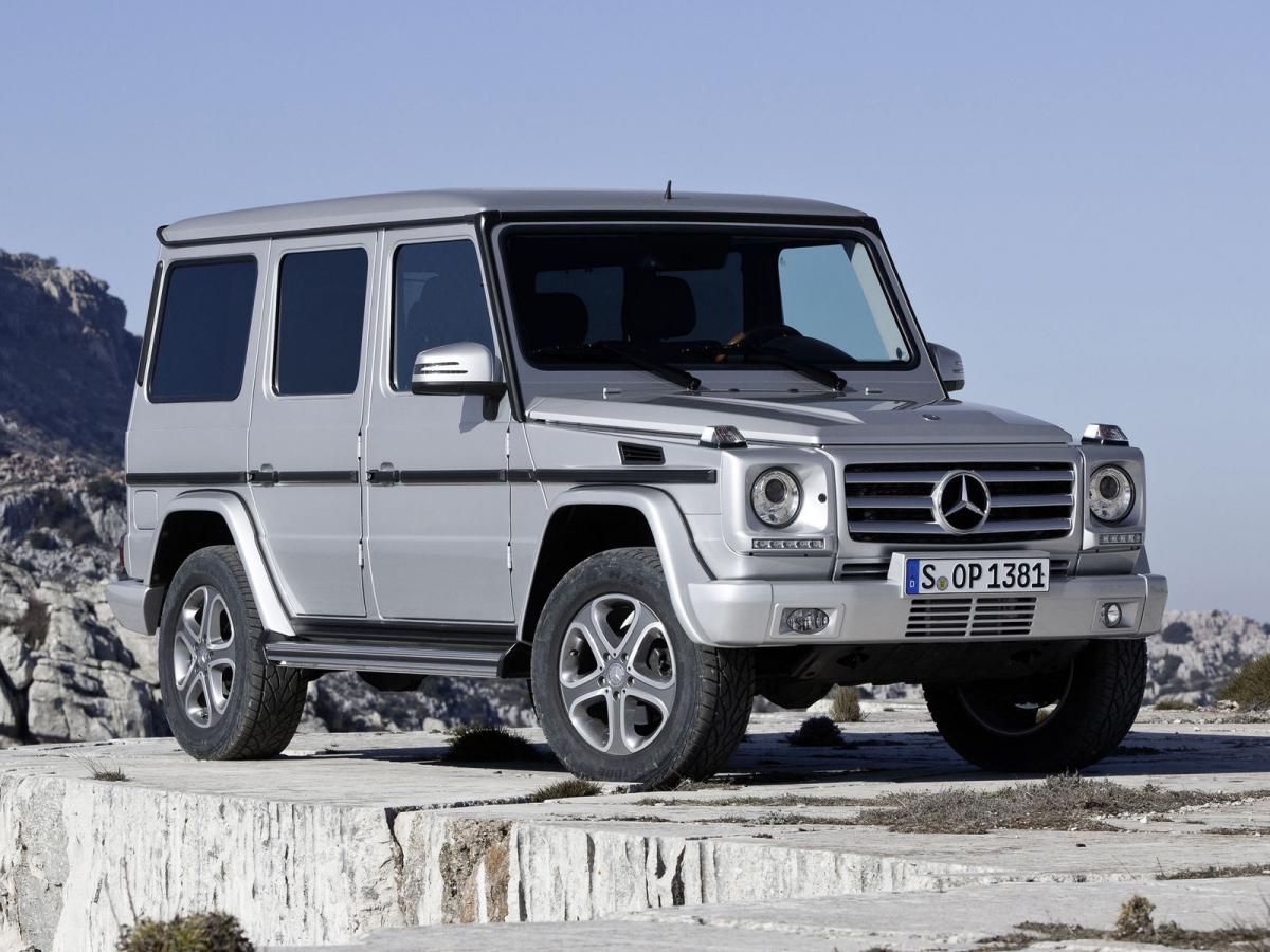 Mercedes benz g class w463 amg g 55 500 hp for 500 hp mercedes benz