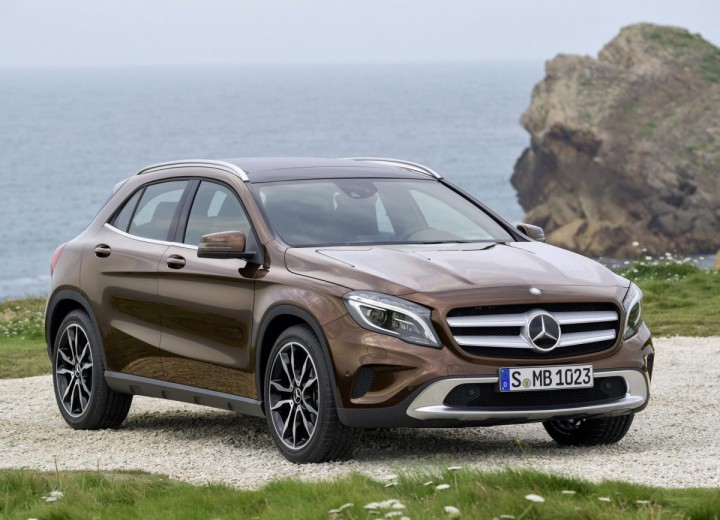 Mercedes benz gla x156 gla 180 cdi 109 hp dct for Mercedes benz gla 180