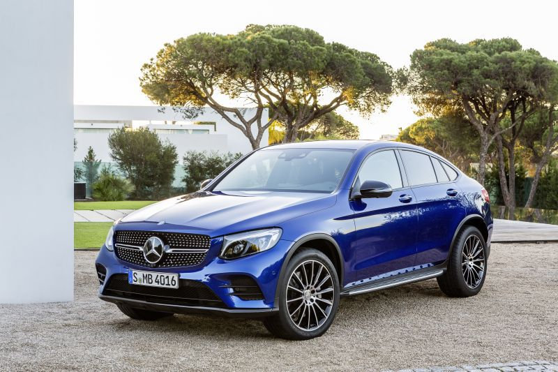 mercedes benz glc c253 glc 220d 170 hp 4matic g tronic. Black Bedroom Furniture Sets. Home Design Ideas