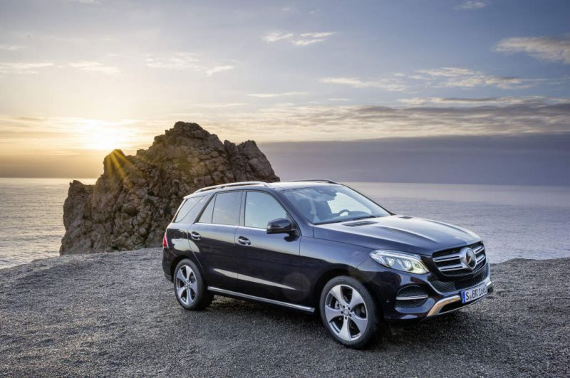 mercedes benz gle suv w166 gle 250d 204 hp 4matic g tronic. Black Bedroom Furniture Sets. Home Design Ideas