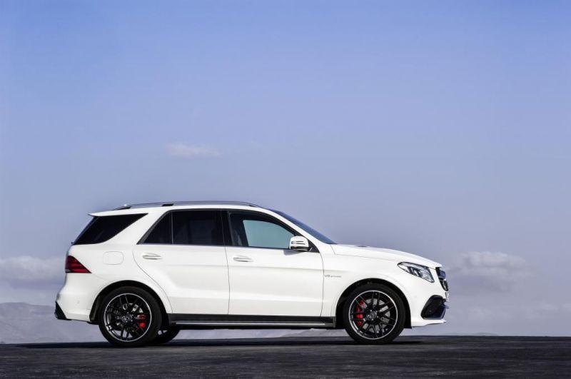 Mercedes benz gle suv w166 gle 500e v6 333 116 hp for 500 hp mercedes benz