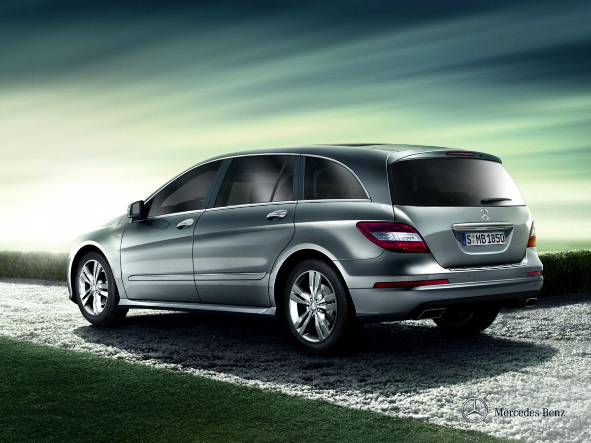 Mercedes benz r class technical specifications and fuel for Mercedes benz r class 2014