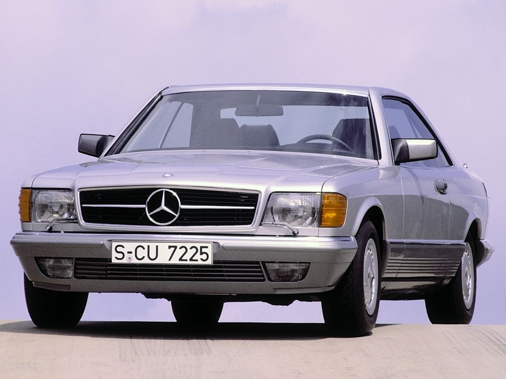 Mercedes benz s class coupe c126 560 sec 300 hp for Mercedes benz e350 service c