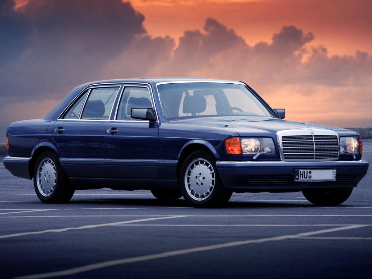 mercedes benz s class w126 500 se sel cat 252 hp. Black Bedroom Furniture Sets. Home Design Ideas