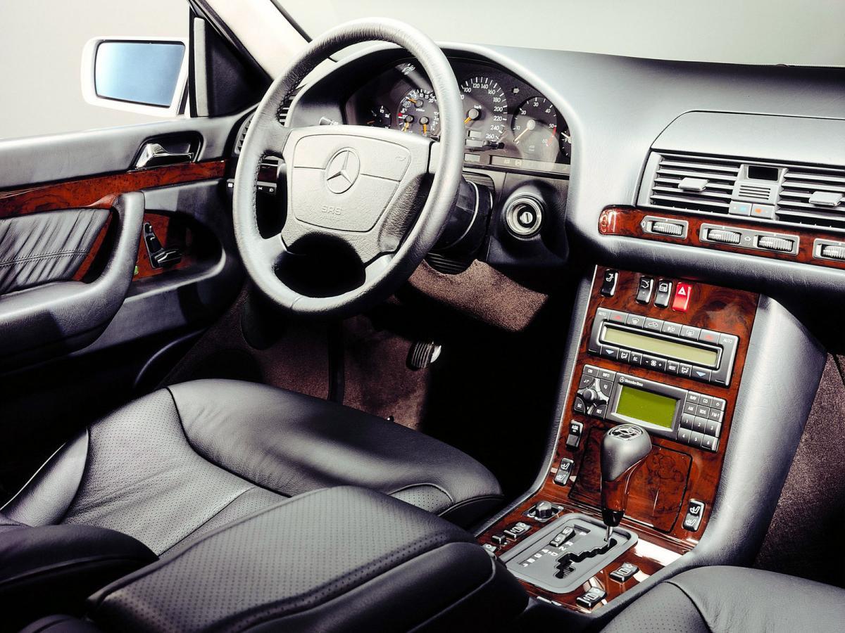 Benz s class w140 600sel or s600 m120 394 hp w140 information - Resimleri Mercedes Benz S Class W140 S 280