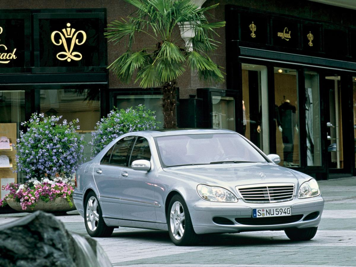 mercedes benz s class w220 s 500 4matic 306 hp. Black Bedroom Furniture Sets. Home Design Ideas