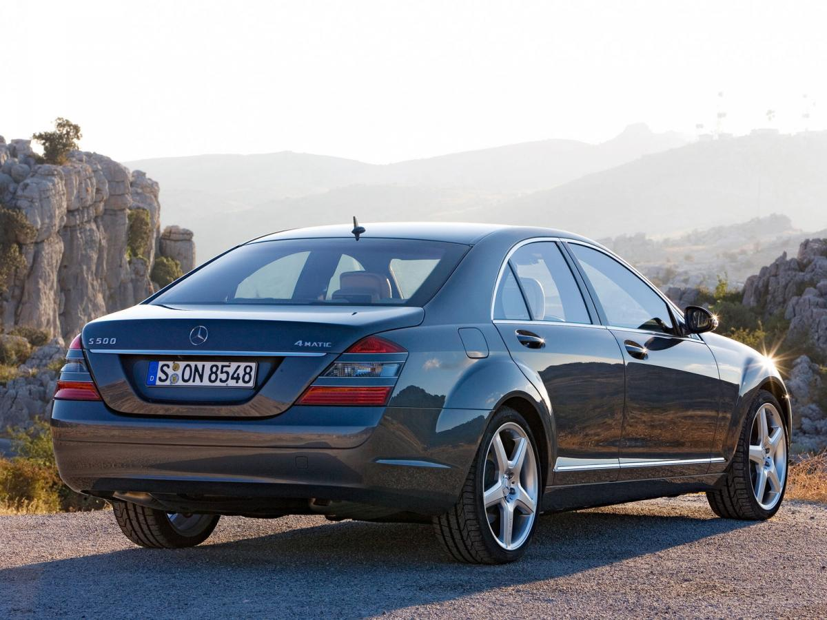 Mercedes benz s class w220 s 65 amg 612 hp for Mercedes benz s500 amg