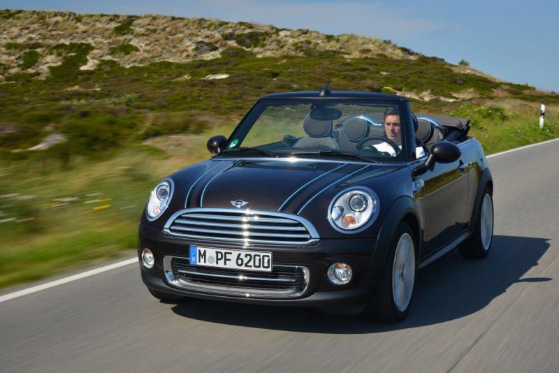 mini convertible r57 facelift 2011 one 1 6 98 hp. Black Bedroom Furniture Sets. Home Design Ideas