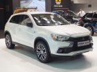 Mitsubishi ASX Technical specifications and fuel economy