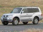 Mitsubishi Montero Spécifications techniques et économie de carburant