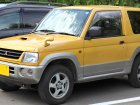 Mitsubishi  Pajero Mini  0.7 20V Turbo (64 Hp) Automatic