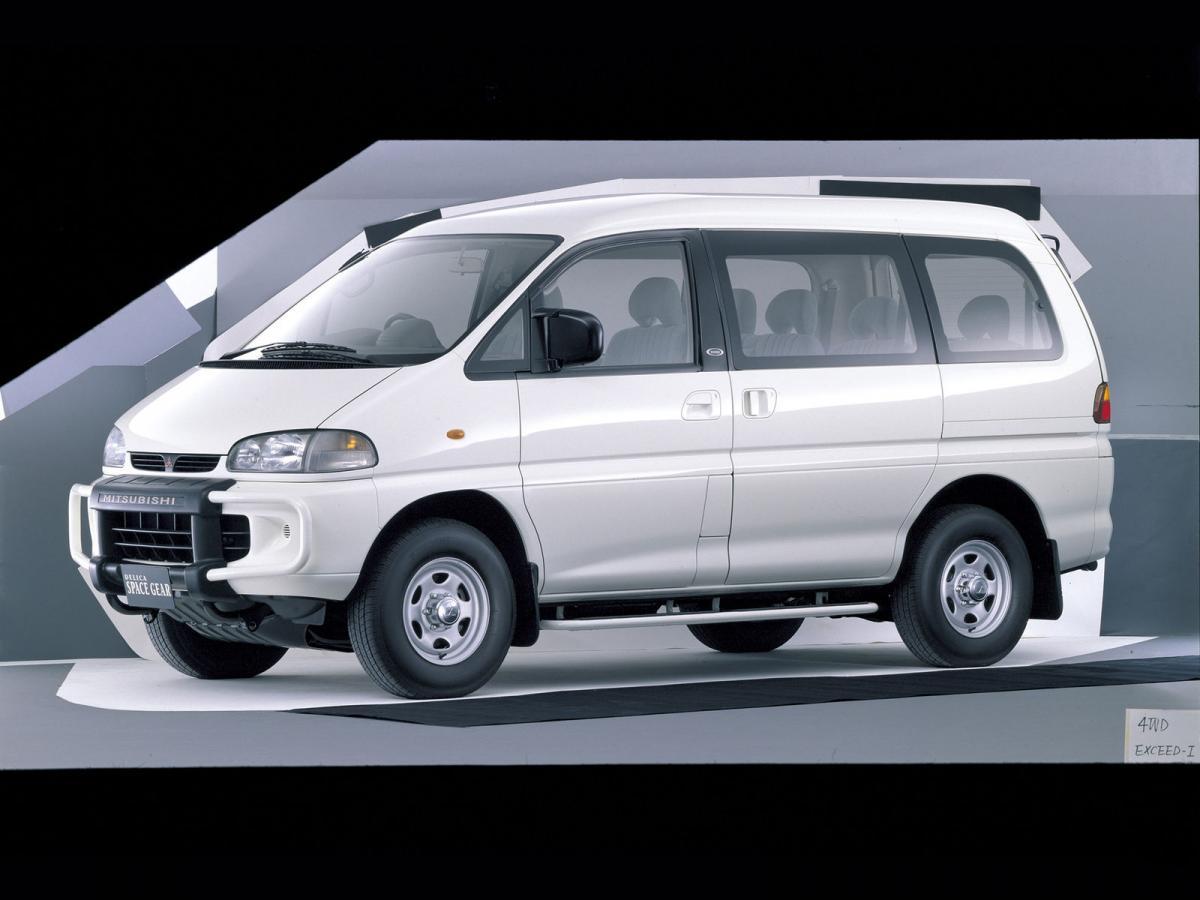Mitsubishi Delica L400 2 8 Td 4wd 140 Hp