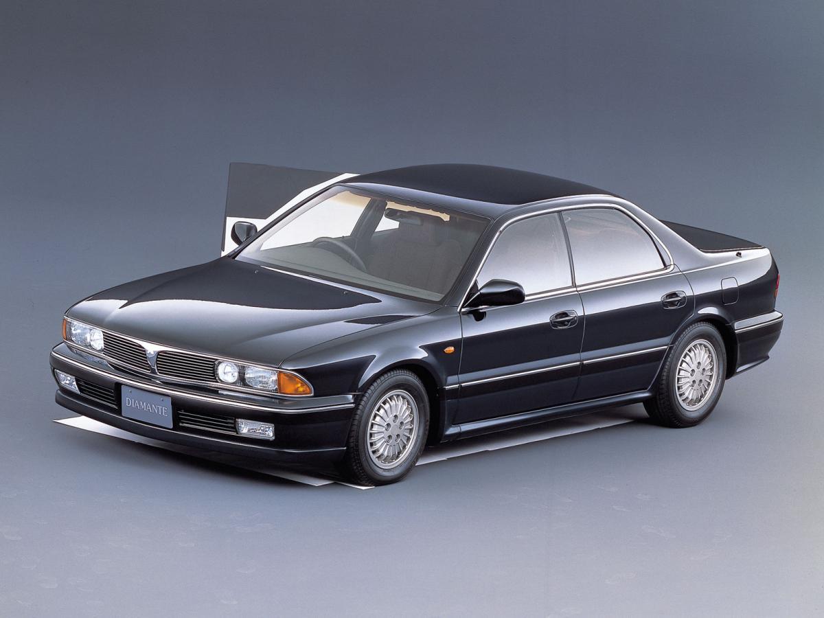 Mitsubishi Diamante I 2 0 I V6 24v 145 Hp
