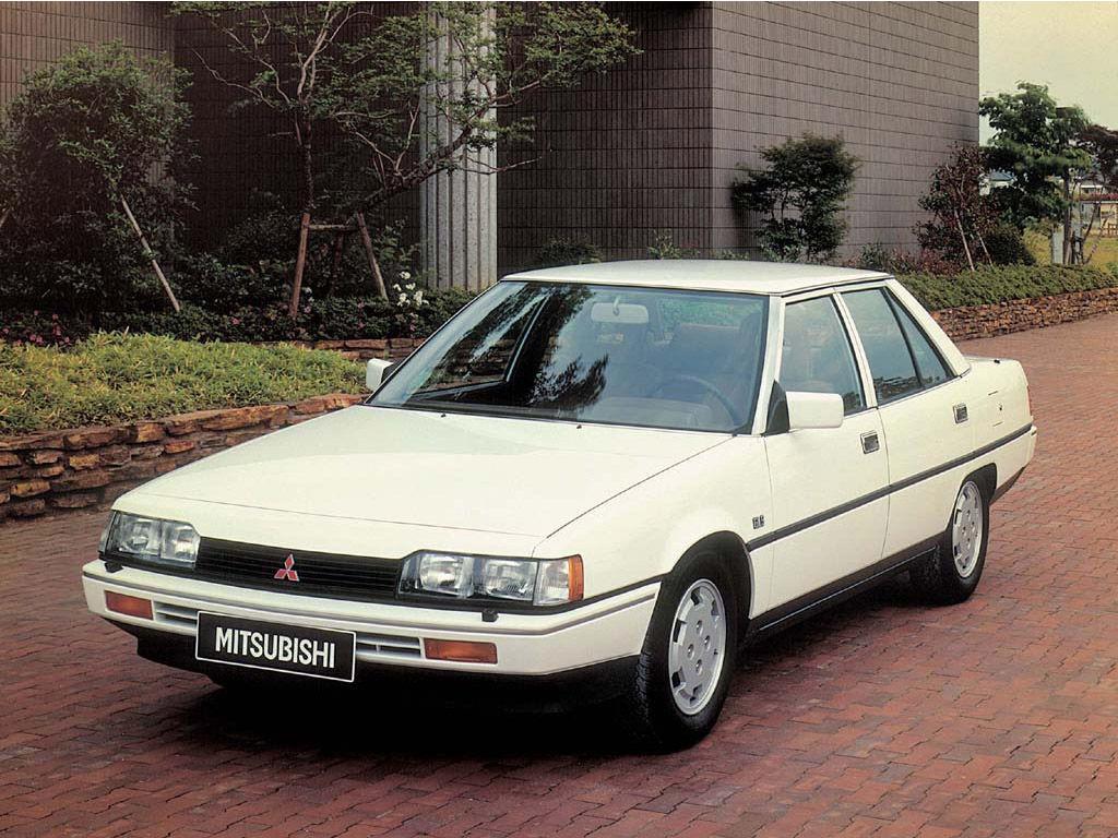 Mitsubishi Galant V 1.6 GLX (75 Hp)