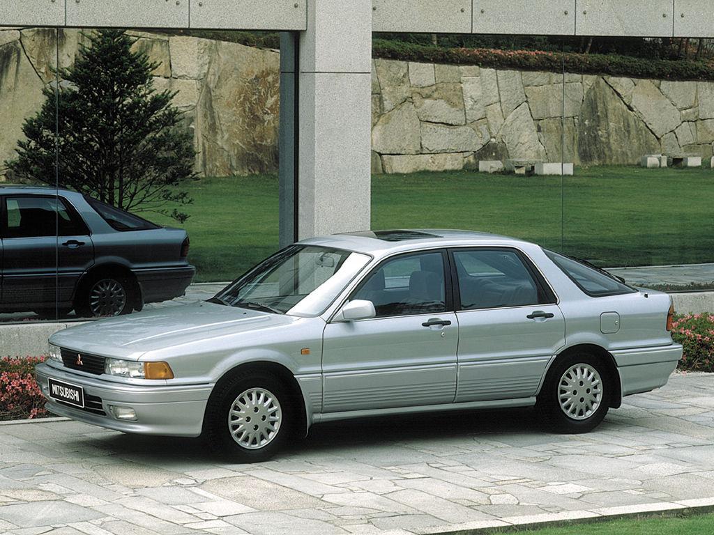 Mitsubishi Galant Vi Hatchback 2 0 Gti 16v E33a 144 Hp
