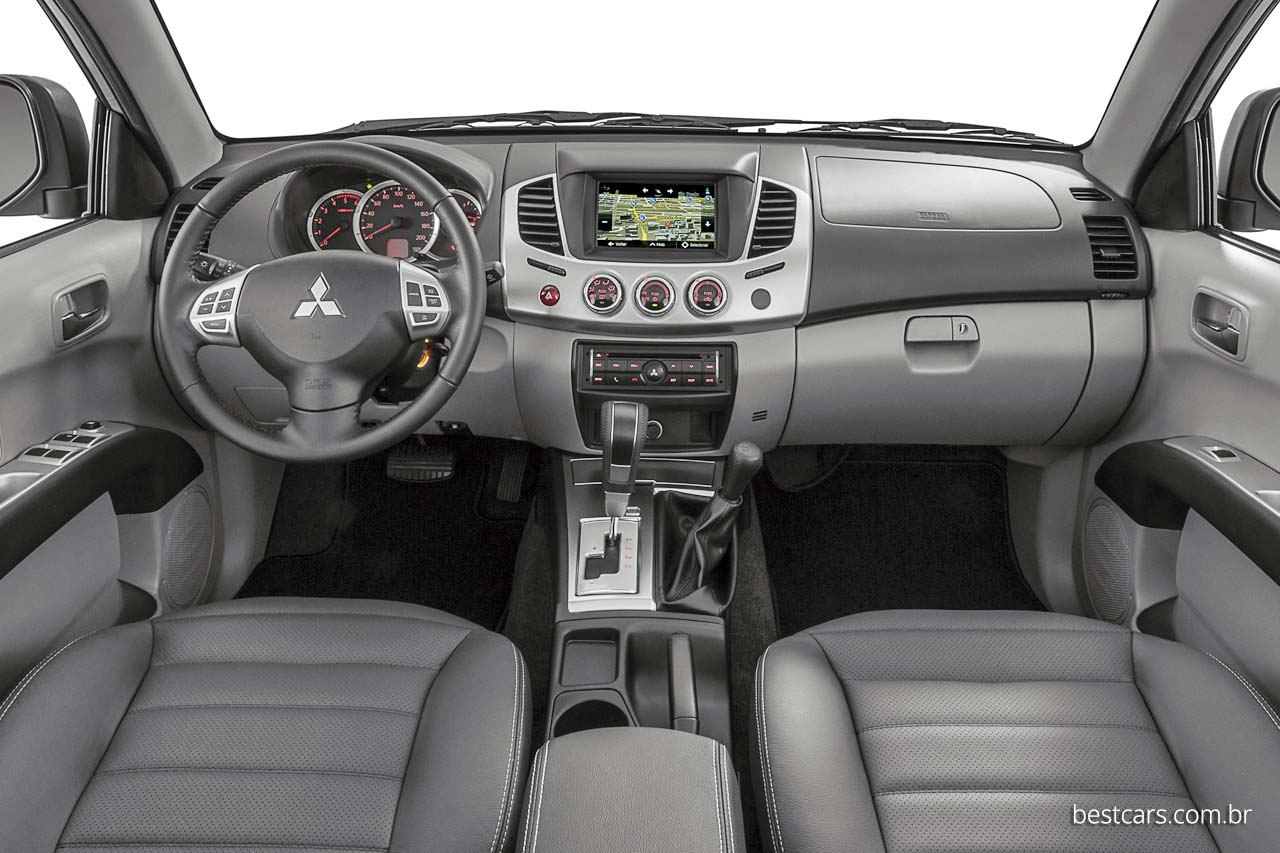 Mitsubishi L 200 technical specifications and fuel economy