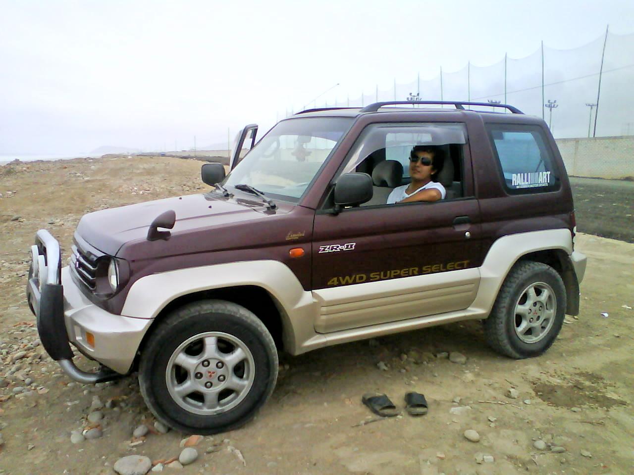Mitsubishi Pajero Jr 1 1 80 Hp