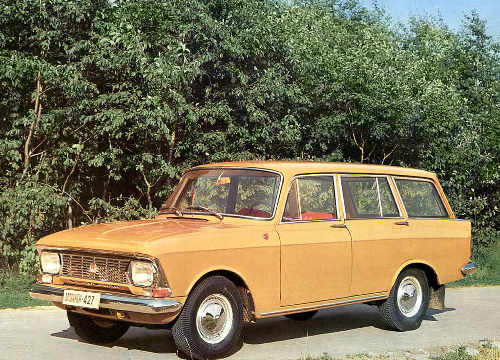 Types Of Car Models >> Moskvich 427 technical specifications and fuel economy